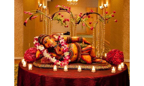 Sleeping Ganesh