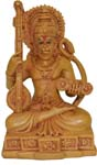 Hanuman - Wood Finish