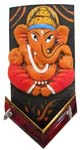 Earthen Ganesh- Key Holder