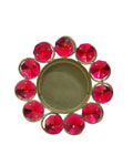 Lustre Tea light diya-pink