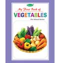 My First Book Of Vegetables