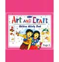 Art & Craft Children Activity Book Stage 3