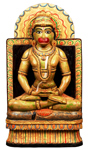 Enduring Antique Hanuman