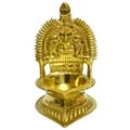Eternal Kamakshi Lamp