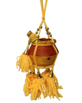 Decorative Door Hanging - Krishna Pot