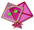 Lucent  Sindhoor Box Kite