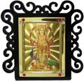 Shiny Scroll Photo Stand Murugan