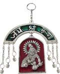 Wall Hanging - Krishna Antique Finish and Meena
